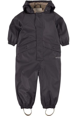 WHEAT Deep Thermo Aiko Rain Suit - 80 (12 months) - Navy - Winter coveralls