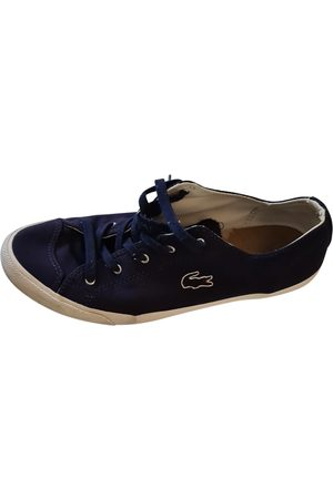 Lacoste Men Sneakers - Cloth trainers