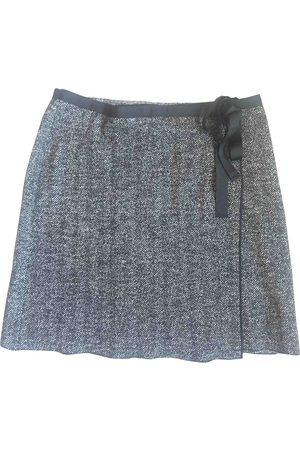 Max Mara Wool mini skirt