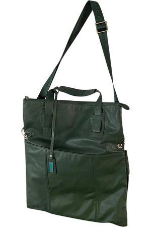Piquadro Leather tote