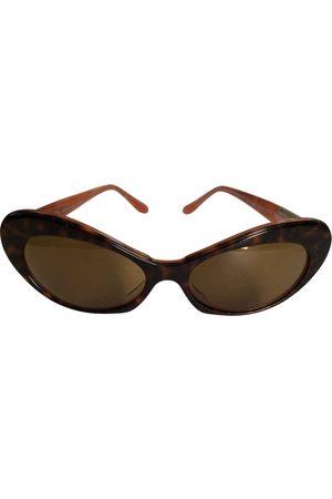 Derek Lam Oversized sunglasses