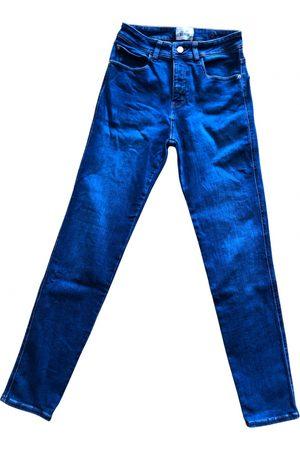 Sézane Spring Summer 2020 slim jeans