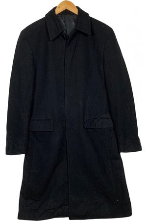 Comme Si Wool trench