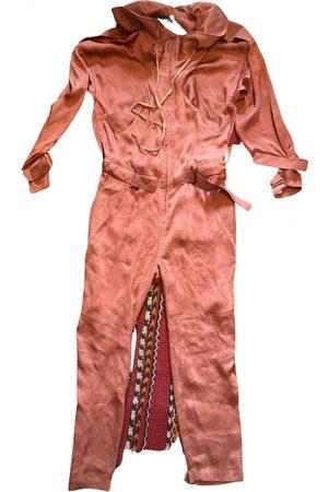 DKNY Silk jumpsuit