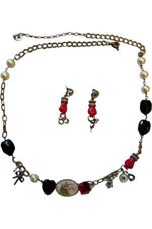 Les Nereides Jewellery set