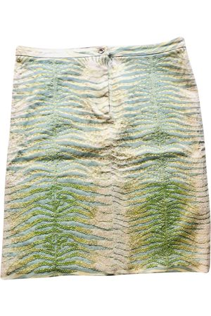 Roberto Cavalli Glitter skirt