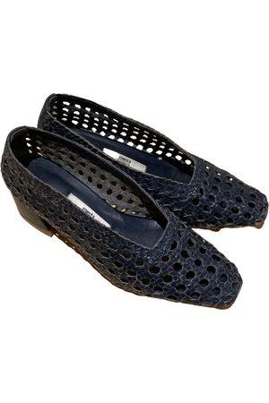 Miista Leather heels