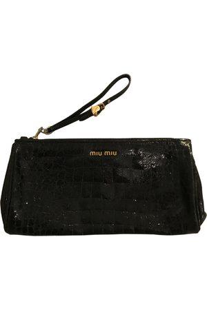 Miu Miu Leather clutch bag