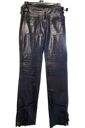 Pinko Leather trousers