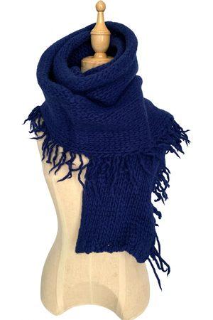 DRIES VAN NOTEN Wool scarf & pocket square
