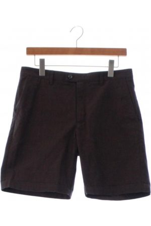 A.P.C. Men Shorts - Short