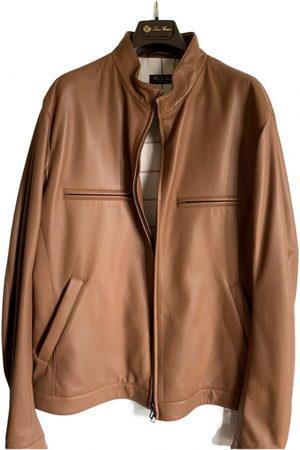 Loro Piana Men Leather Jackets - Leather jacket