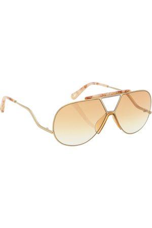 Chloé Aviator sunglasses