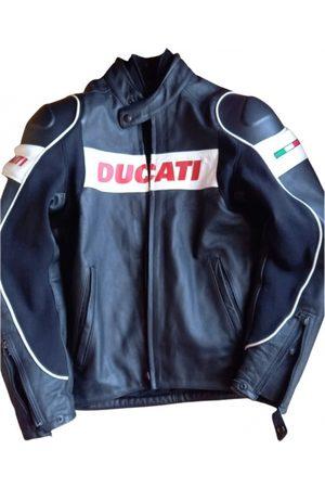 Dainese Men Leather Jackets - Vegan leather jacket