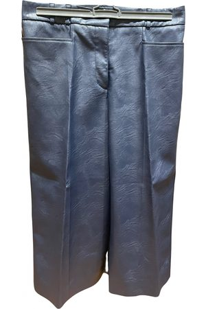 Stella McCartney Vegan leather large pants