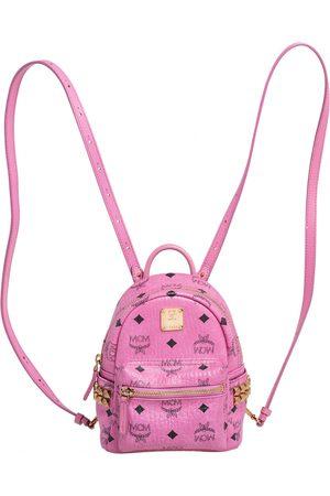 MCM Cloth backpack