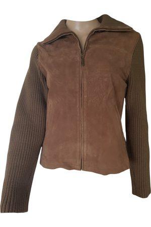 Eden Park Leather biker jacket