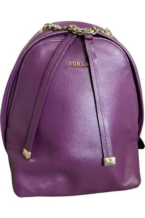 Furla Leather backpack