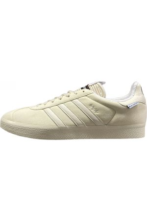 adidas Gazelle leather low trainers