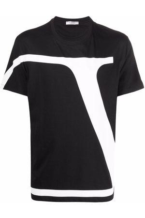 VALENTINO Cotton print t-shirt
