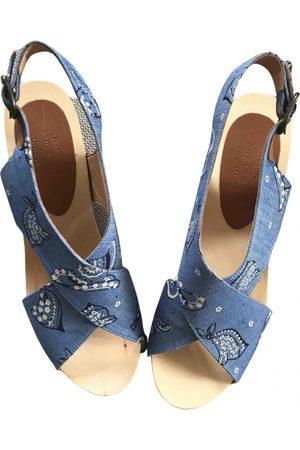 Sessun Women Mules - Leather mules & clogs