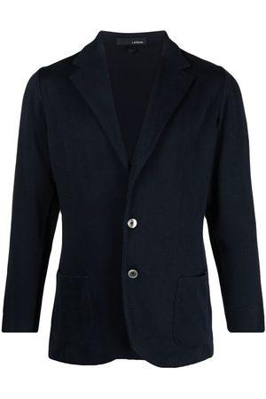 LARDINI Men Blazers - Cotton jacket
