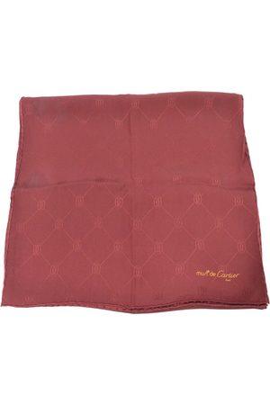 Cartier Women Scarves - Silk scarf