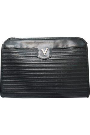 Valentino by Mario Valentino VLogo leather clutch bag