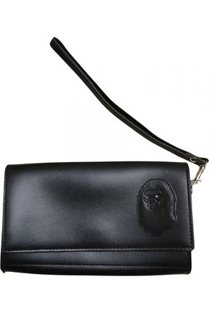 AAPE BY A BATHING APE Vegan leather small bag