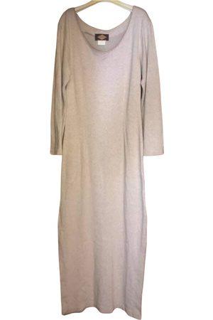 Atos Lombardini Wool maxi dress