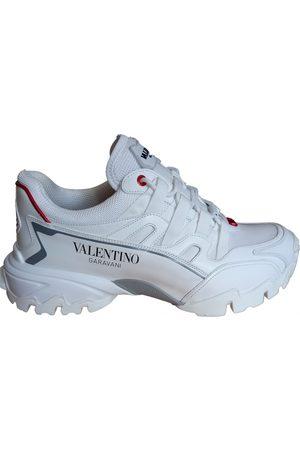 VALENTINO GARAVANI Men Sneakers - Leather low trainers