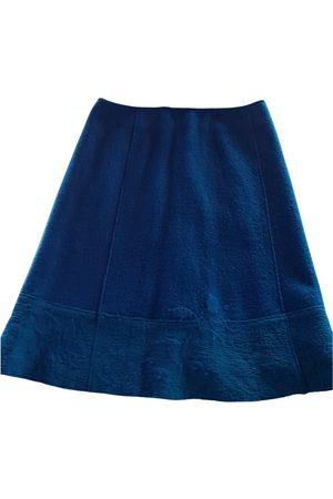 Noa Noa Wool mid-length skirt