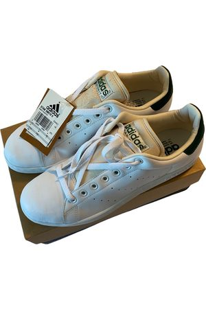 adidas Stan Smith leather low trainers