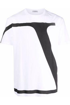 VALENTINO Polo Shirts - T-shirts and polos white