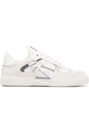 VALENTINO GARAVANI Sneakers - Leather sneakers