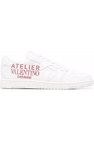 VALENTINO GARAVANI Sneakers - Atelier valentino leather sneakers