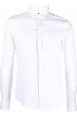Emporio Armani Shirts - Cotton shirt