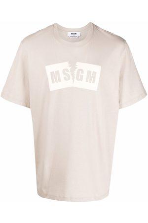 Msgm Polo Shirts - T-shirts and polos beige