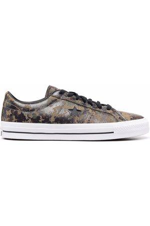 Converse One star pro velvet sneakers