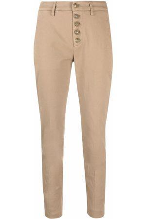 Dondup Skinny Pants - Cotton trousers