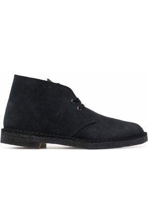 Clarks Leather desert boot