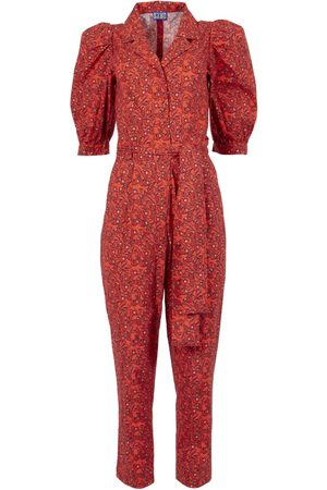 LHD Casitas Jumpsuit Red Sloth