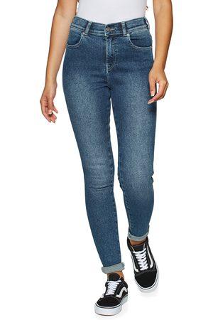 Dr Denim Women Jeans - Lexy s Jeans - Breeze Dark Stone