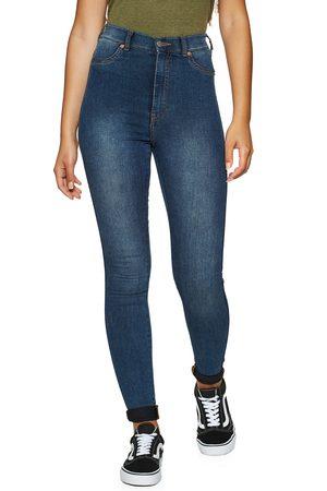 Dr Denim Women Jeggings - Solitaire Jegging s Jeans - Juno Dark