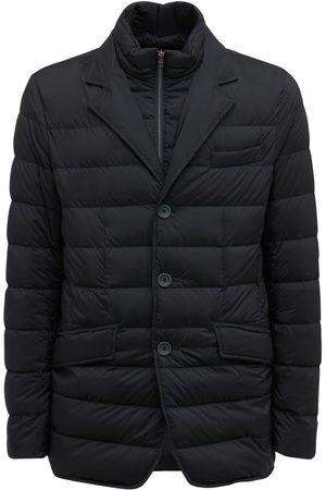 HERNO Men Jackets - Nylon Down Jacket