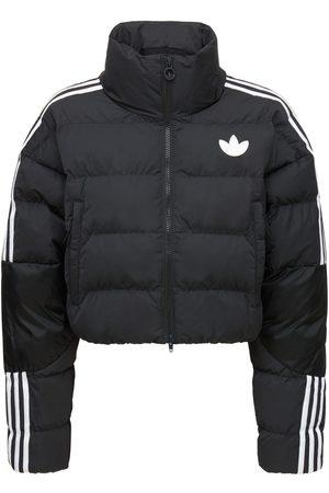 adidas Women Puffer Jackets - D Short Puffer Jacket
