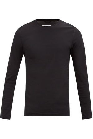 Reigning Champ Men Long sleeves - Long-sleeved Jersey Performance Top - Mens