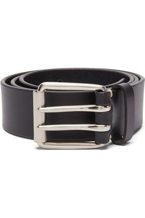 Raey Wide Bridle-leather Belt - Mens