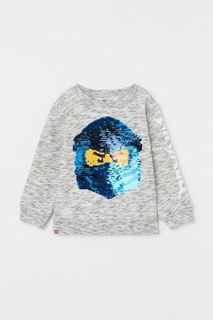 H&M Kids Sweatshirts - Flip-sequin Sweatshirt
