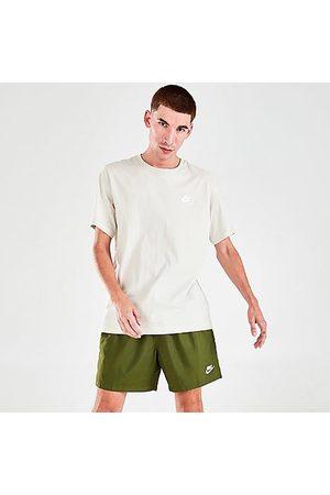 Nike Men Sports Shorts - Men's Sportswear Flow Woven Shorts in /Rough Size Small 100% Polyester/Twill